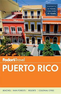Fodor's Puerto Rico
