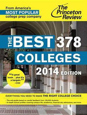 The Best 378 Colleges, 2014 Edition