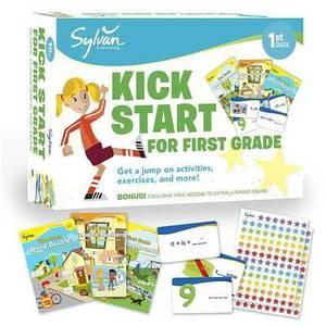 Sylvan Kick Start For First Grade