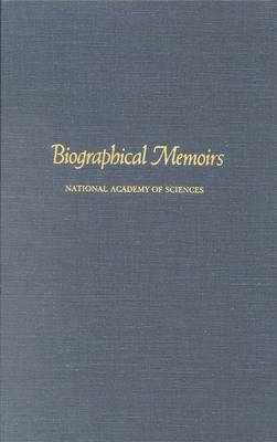 Biographical Memoirs: Volume 71