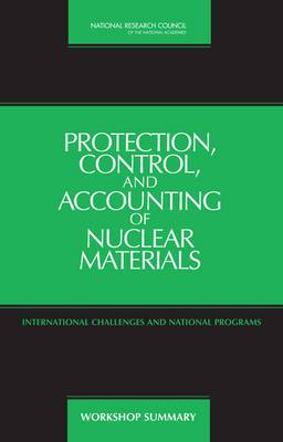 Protection, Control, and Accounting of Nuclear Materials: International Challenges and National Programs, Workshop Summary