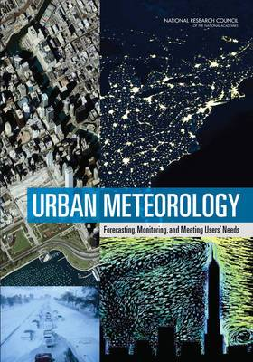 Urban Meteorology: Forecasting, Monitoring, and Meeting Users' Needs
