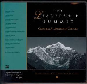 Leadership Summit: Creating a Leadership Culture: v. 5