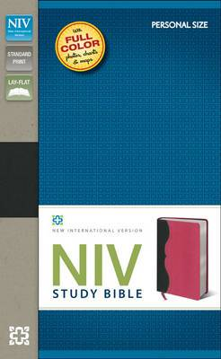 NIV Study Bible: Personal Size