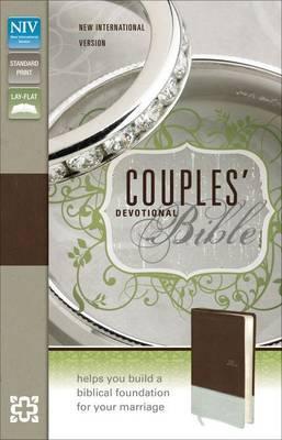 NIV Couples' Devotional Bible