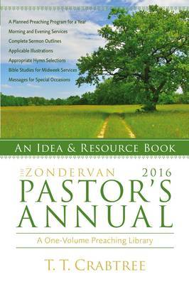The Zondervan 2016 Pastor's Annual