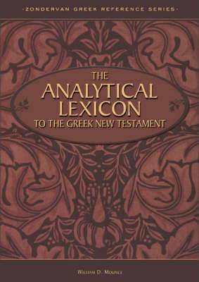 The Analytical Lexicon to the Greek New Testament