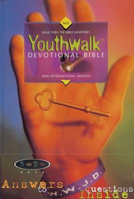 NIV Youthwalk Devotional Bible SC Case of 16