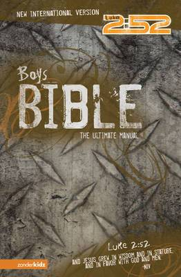 NIV Boy's Bible HC Case of 12