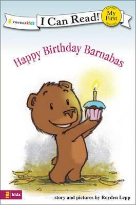 Happy Birthday Barnabas