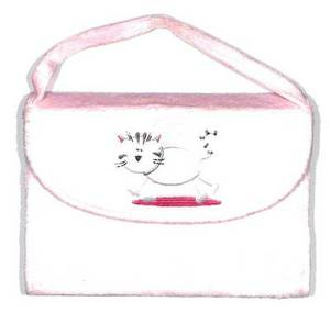 My Little Purse Bible Pink Kitty (NIRV )
