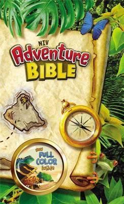 Adventure Bible, NIV, Lenticular (3D Motion)
