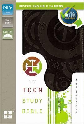 Teen Study Bible Compact, NIV