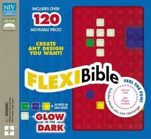 Flexi Bible, NIV [Purple Hearts]