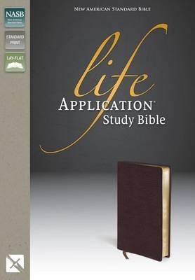 NASB Life Application Study Bible