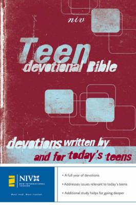 NIV Teen Devotional Bible: Devotions for Teens, Written by Teens