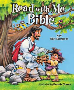 Read with Me Bible (Revised 2000) an NIRV Story Bible: An NIRV Story Bible for Children