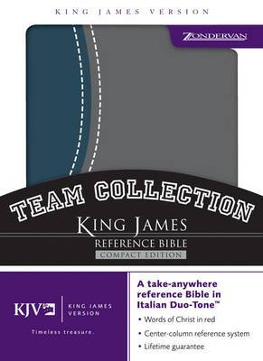 KJV Compact Reference Team Collection