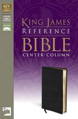 KJV, Reference Bible, Bonded Leather, Burgundy, Red Letter Edition