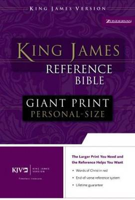 King James Reference Bible: Personal-size