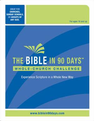The Bible in 90 Days: Whole-Church Challenge Kit Video - Session 10 with Jack Modesett