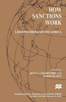 How Sanctions Work: Lessons from South Africa
