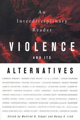 Violence and its Alternatives: An Interdisciplinary Reader