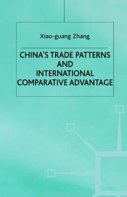 China's Trade Patterns and International Comparative Advantage
