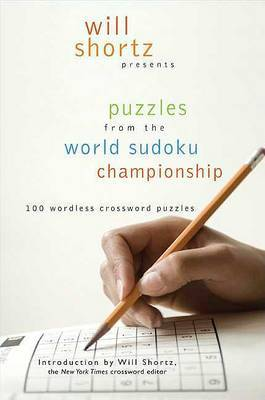 Will Shortz Presents Puzzles from the World Sudoku Championship