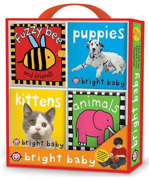 Bright Baby Pack: Fuzzy Bee
