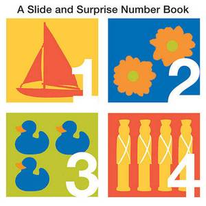 A Slide and Surprise Numbers Book
