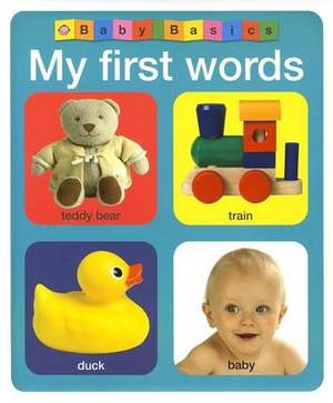 Baby Basics My First Words