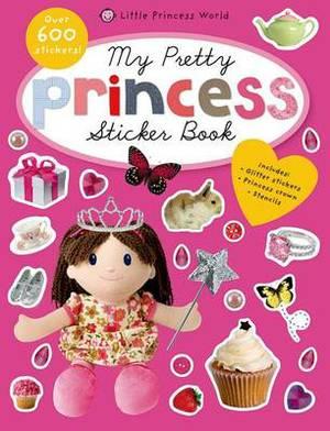 My Pretty Princess Sticker Book