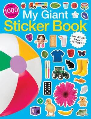 My Giant Sticker Book