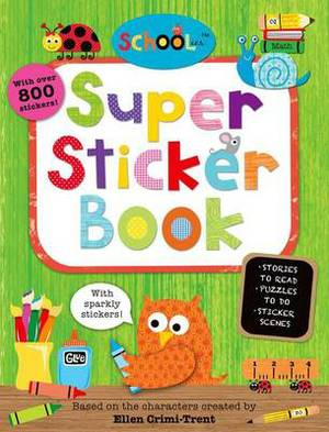 Super Sticker Book