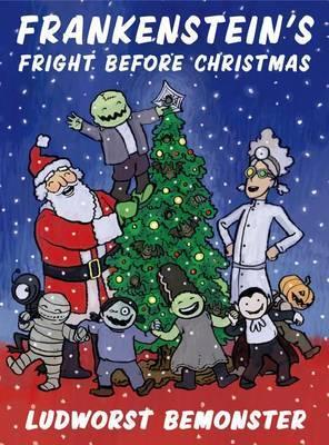 Frankenstein's Fright Before Christmas