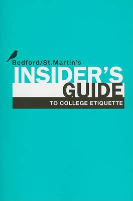 Insider's Guide to College Etiquette