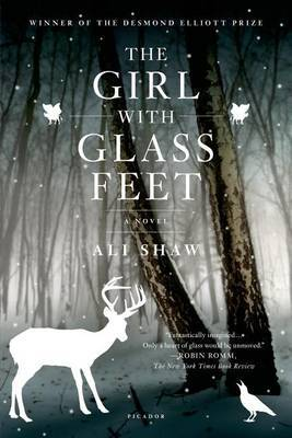 Girl with Glass Feet