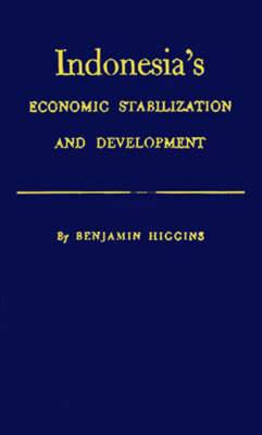 Indonesia's Economic Stabilization and Development