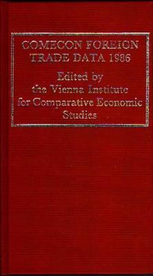 Comecon Foreign Trade Data 1986