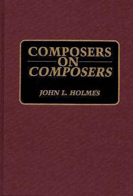 Composers on Composers
