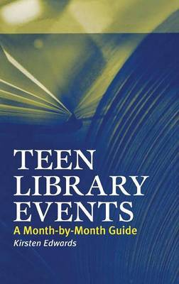 Teen Library Events: A Month-by-Month Guide