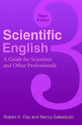 Scientific English: A Guide for Scientists and Other Professionals, 3rd Edition
