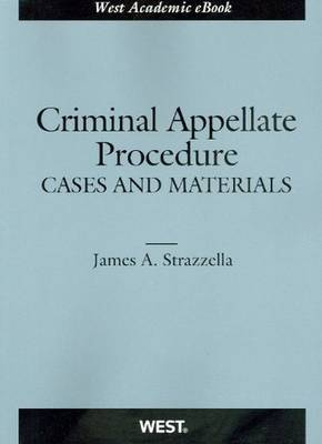 Criminal Appellate Procedure