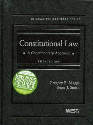 Constitutional Law: A Contemporary Approach, 2D