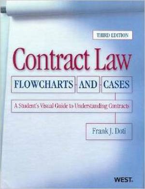 Contract Law, Flowcharts and Cases: A Student's Visual Guide to Understanding Contracts