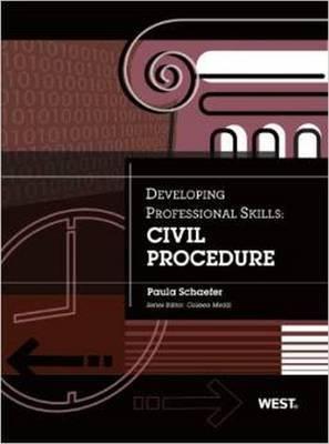 Developing Professional Skills: Civil Procedure