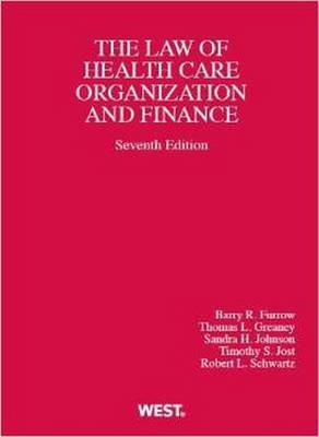 Health Care Organization and Finance