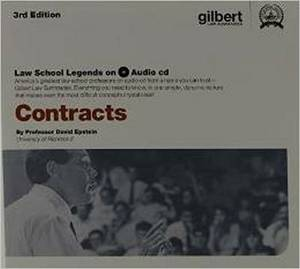 Law School Legends Audio on Contracts