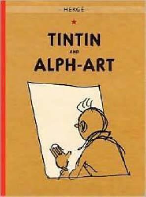 The Adventures of Tintin: Tintin and Alph-Art